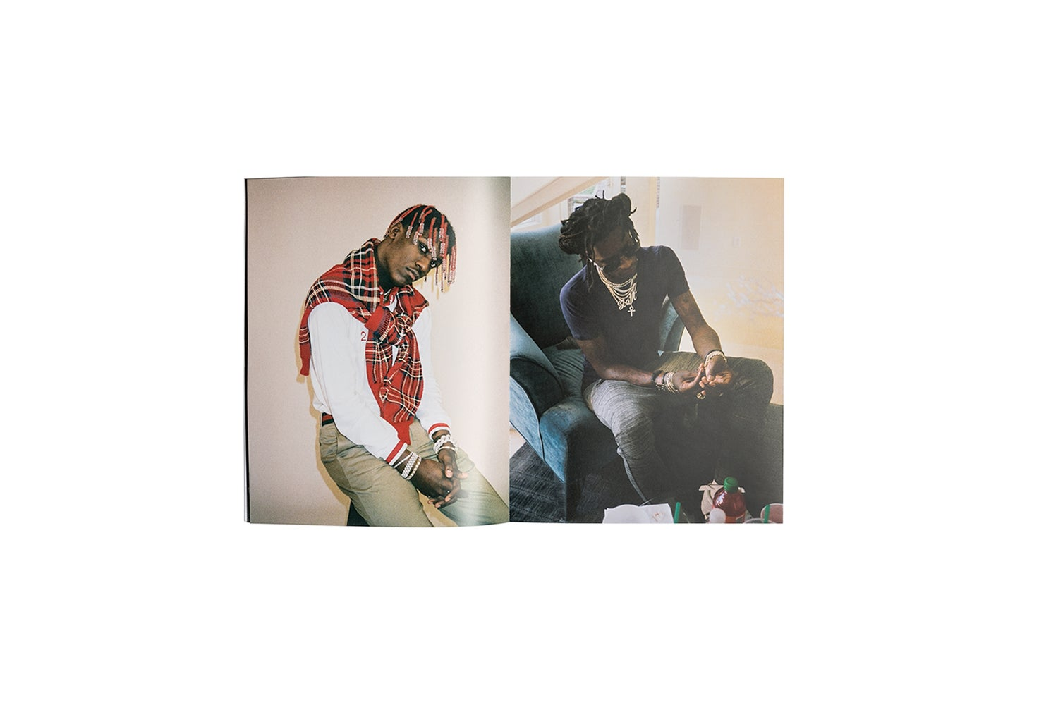 Image of Life's Boring Lil Yachty Cover.