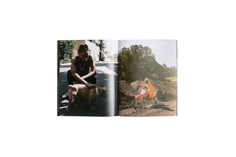 Image of Life's Boring Wiz Khalifa Cover.