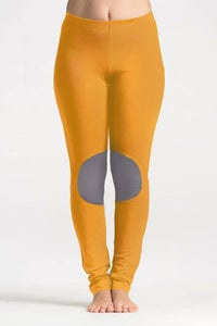 Image of Papu, MIN Yellow patch -leggings (49€) -30%