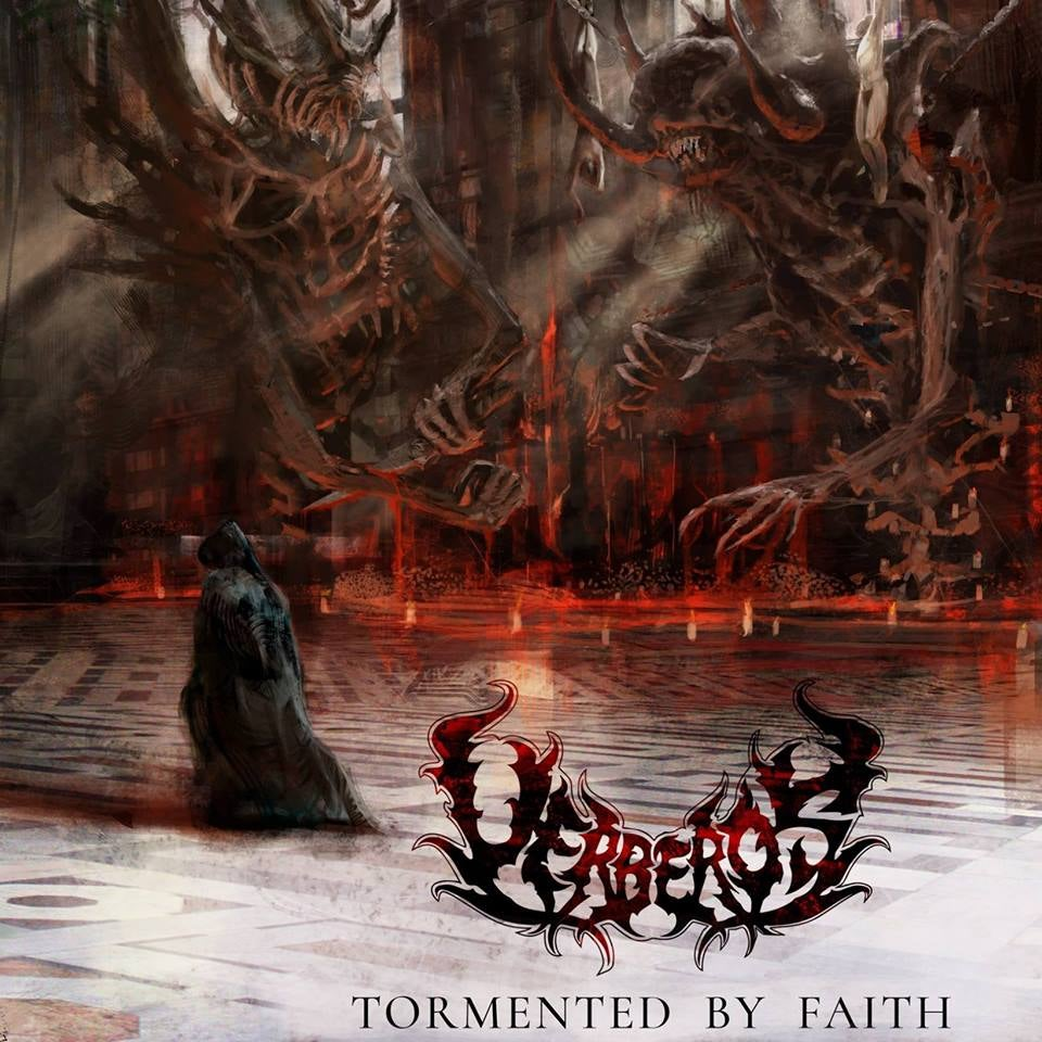 Image of Uerberos - Tormented By Faith [Limited Edition Digipack]