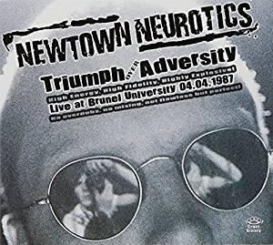 Image of Newtown Neurotics - Triumph Over Adversity CD