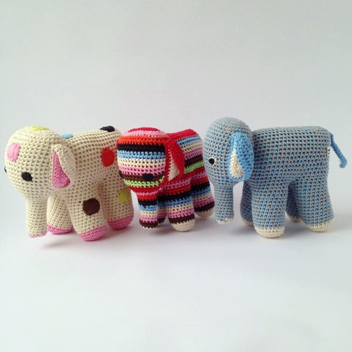 Image of Anne Claire Petit Elephant
