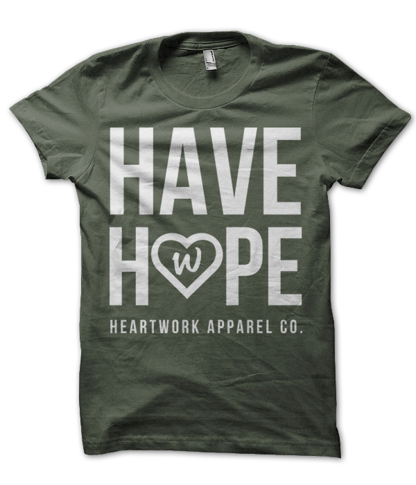 Image of Have Hope Tee