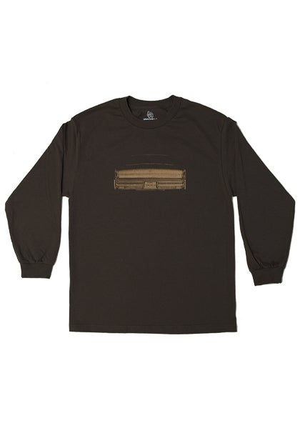 Image of Brown 1965 Lincoln Continental Long Sleeve. #527