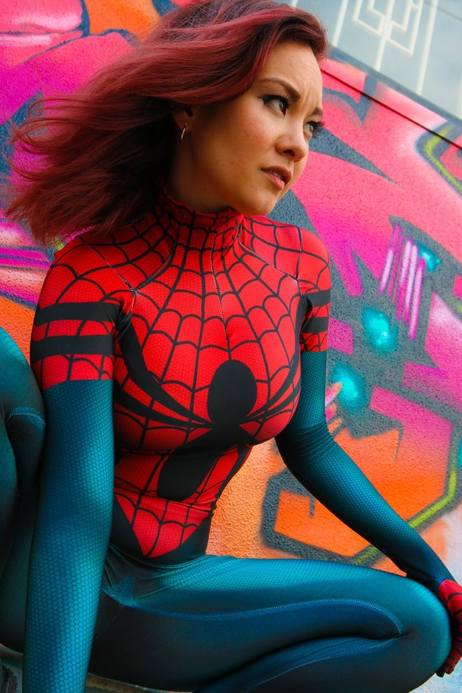 Image of Mayday Spidergirl