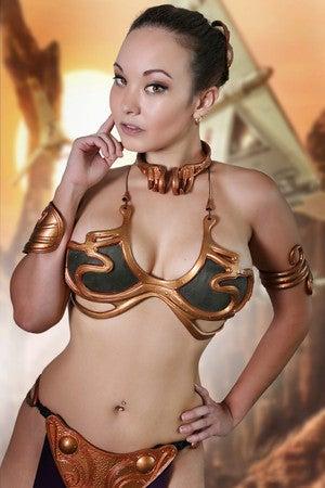 Image of Slave Leia
