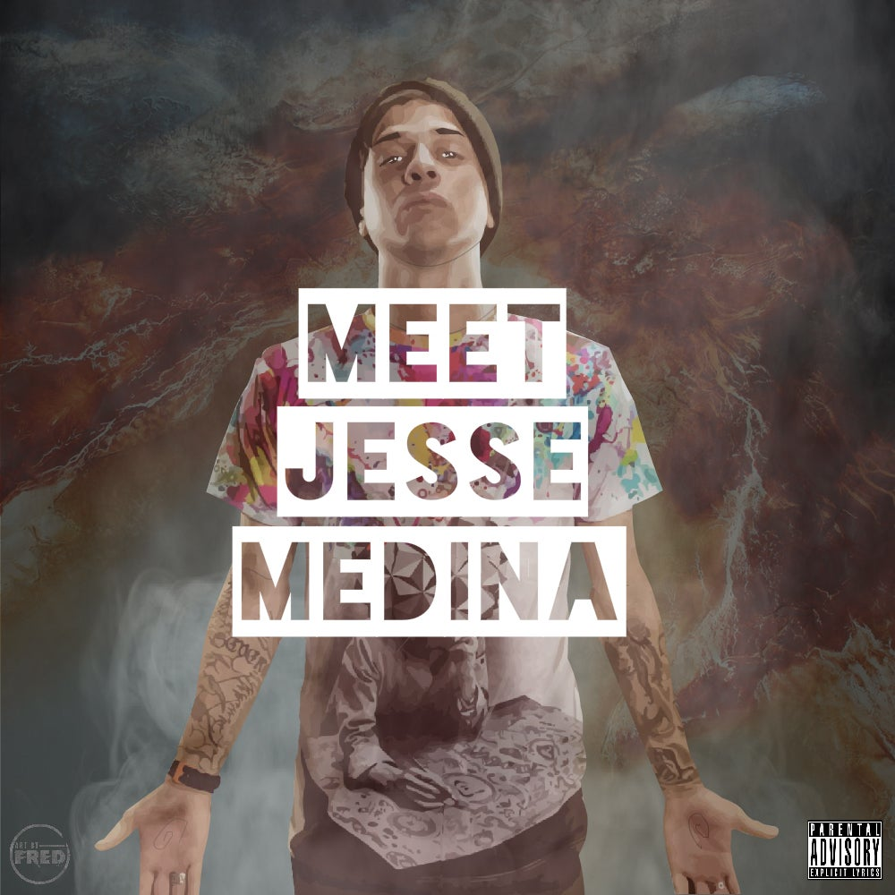 Image of Meet Jesse Medina - CD