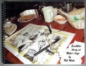 Image of Rik Maki sketchbooks