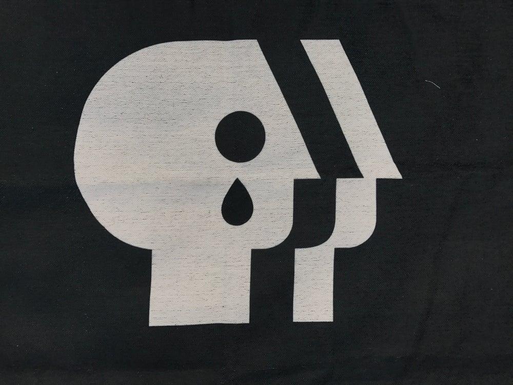 Image of SAD PBS Woven Blanket