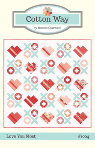 Image of Love You Most PDF Pattern #1004