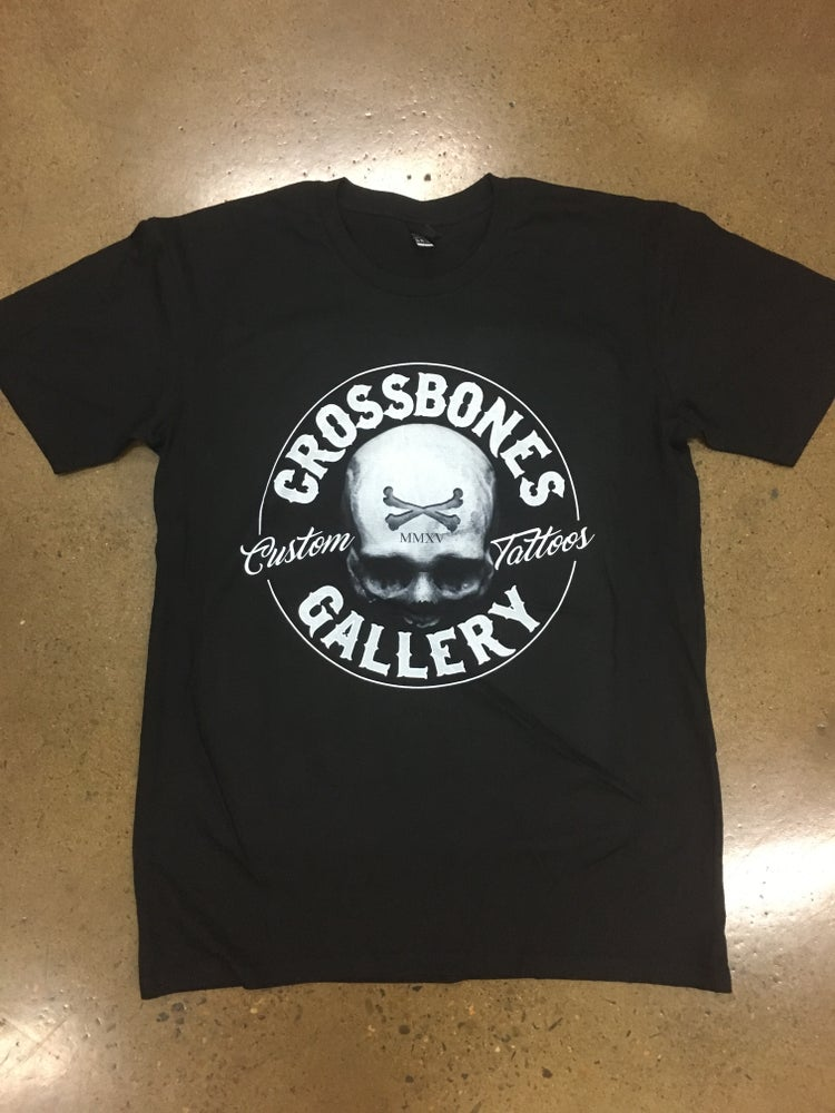 Image of Mens CBG Skull Tee