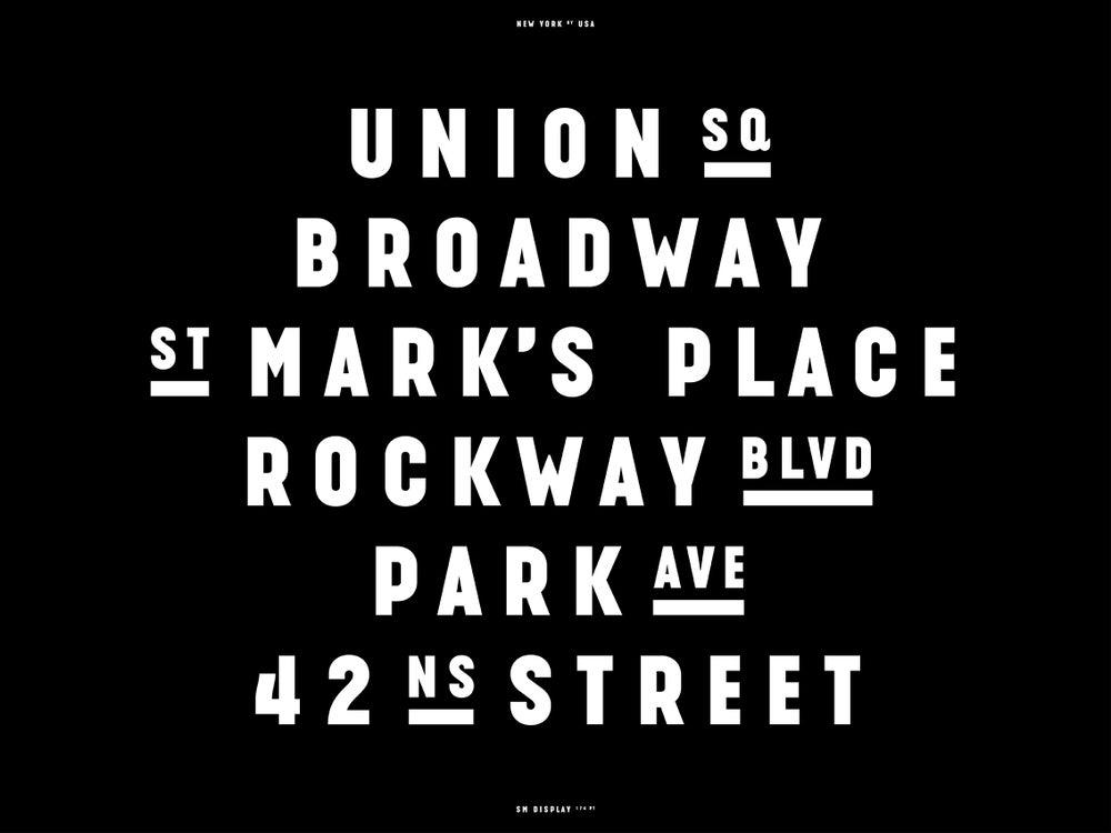 Image of SM Type Specimen. New York