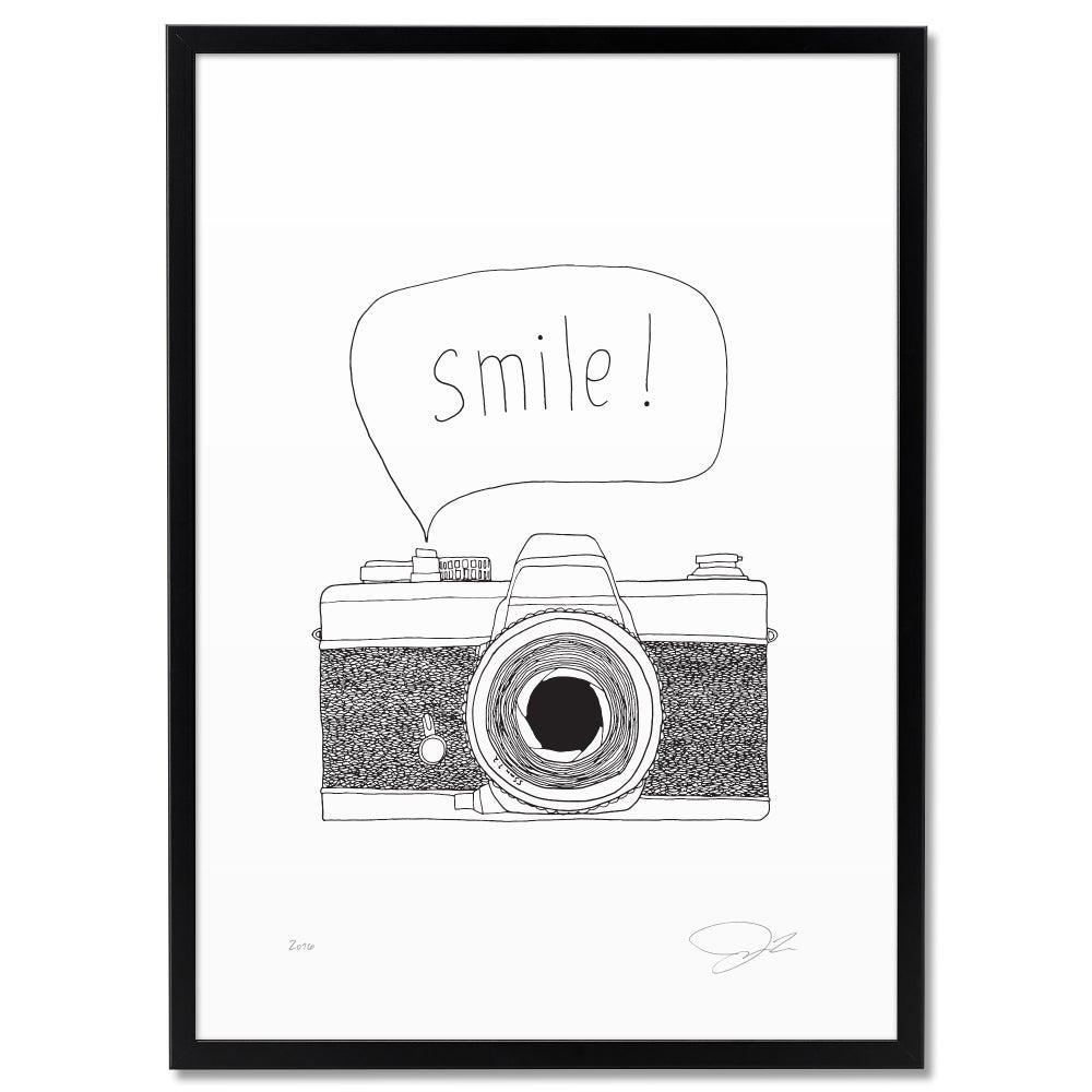Image of Print: Smile