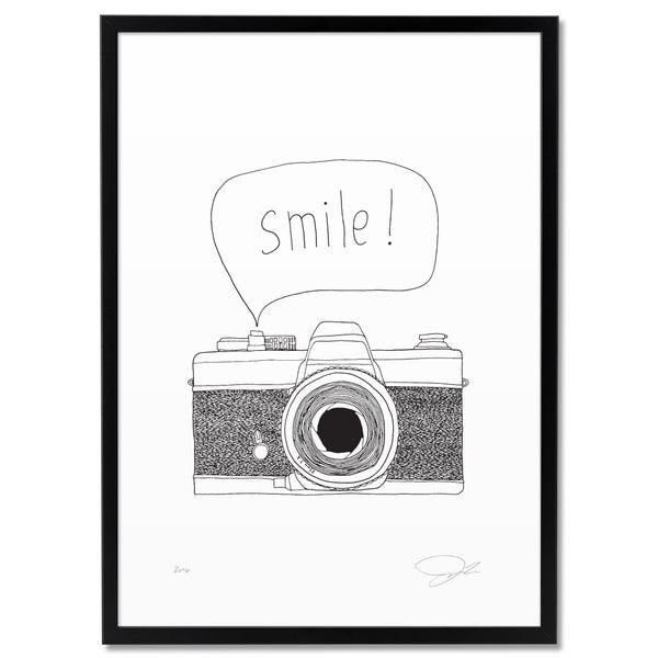 Image of Print: Smile