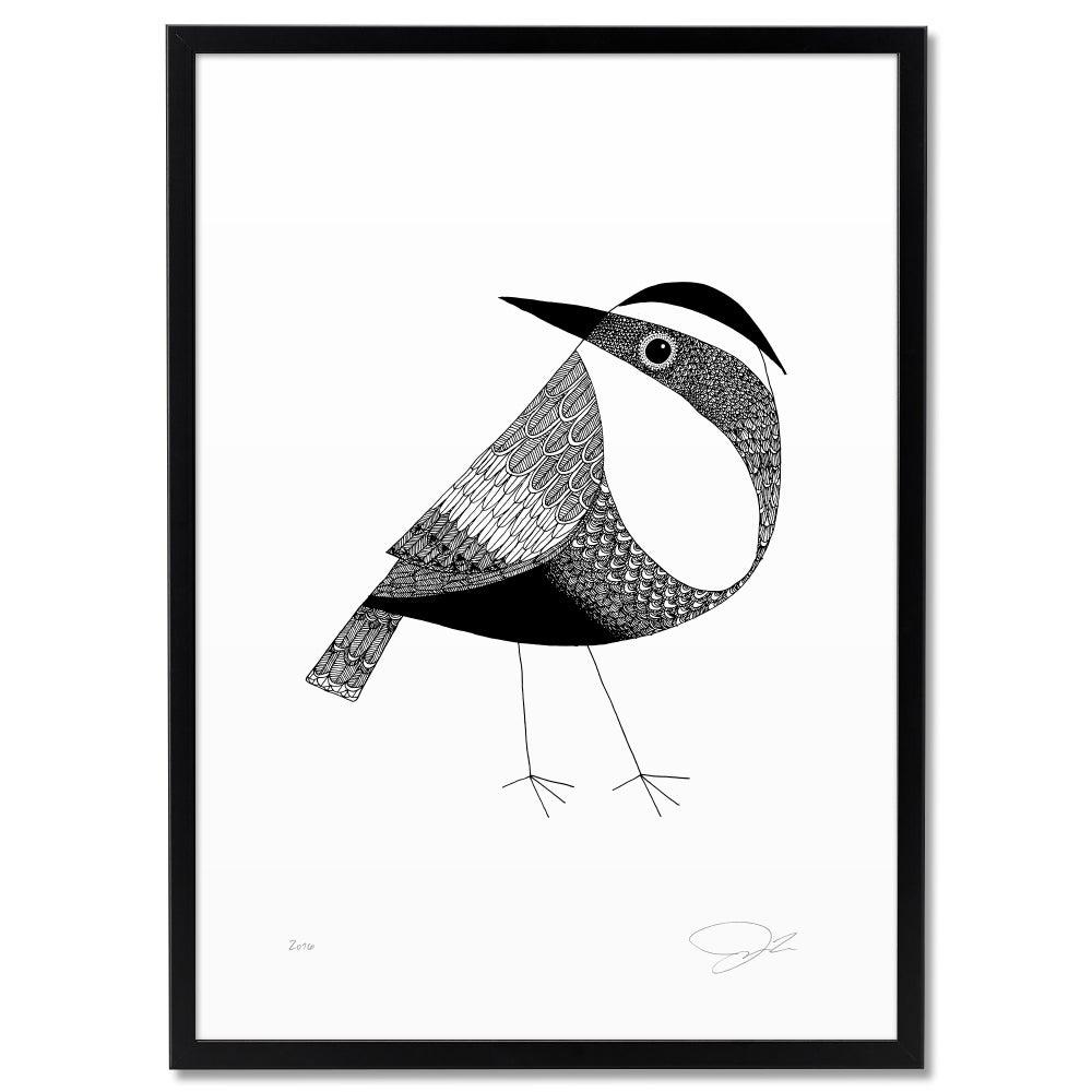 Image of Print: Bird V