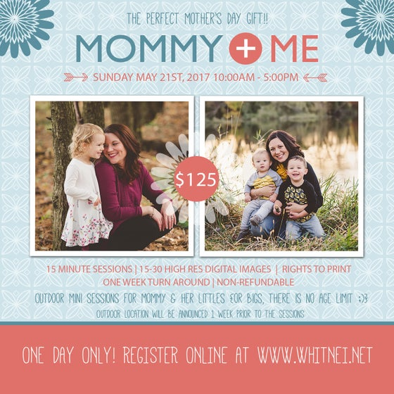 Image of Mommy & Me Mini's