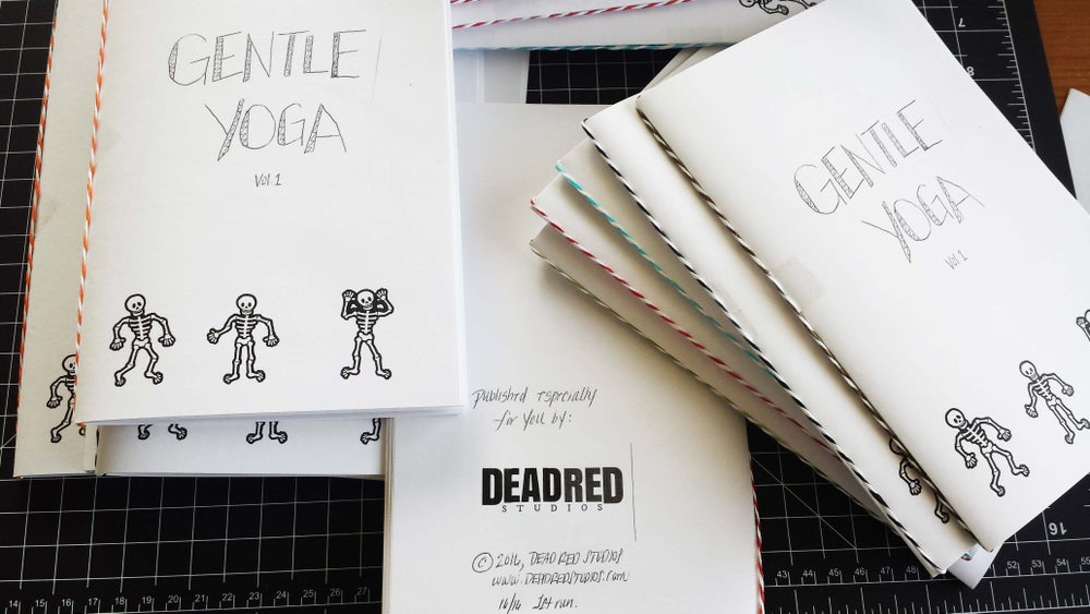 Image of Gentle Yoga Zine, Vol. 1