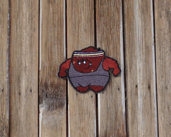 Image of Powerwalking Meatwad Patch