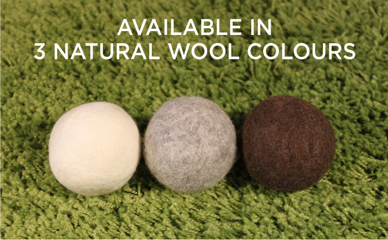 Image of 3 Barn Boxes of 3  Wool Dryer Balls (MC1000)