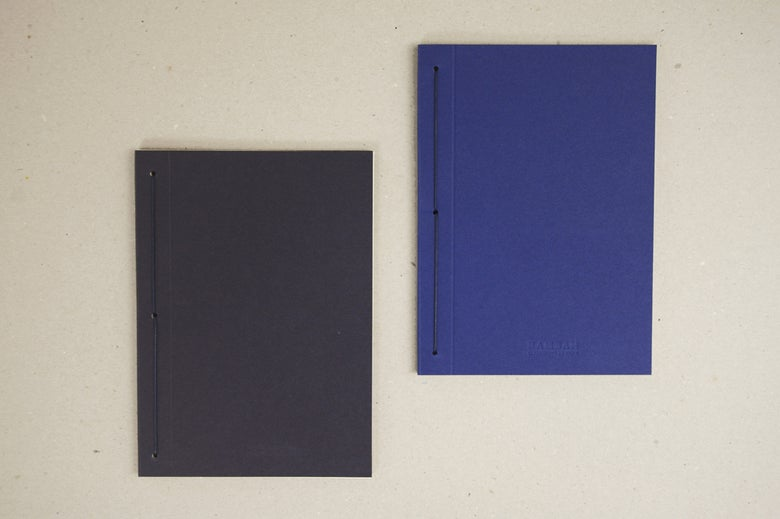 Image of Caderno Pautado IRO vertical | Ruled IRO notebook B6