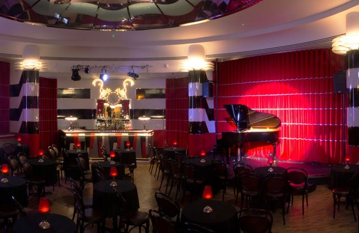 Image of Nerina Pallot at CAFE ZEDEL Sunday March 26th 2017 - Later Show