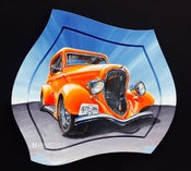 Image of '34 Plymouth Coupe Original Painting
