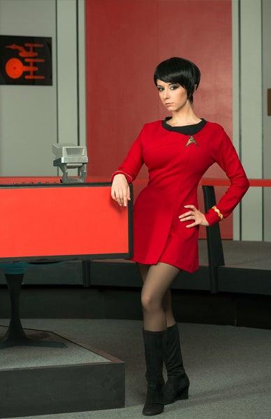 Image of Star Fleet 11x17