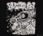 "Image of Buzzoven "" Astronaut "" T-Shirt Arik Roper Design"