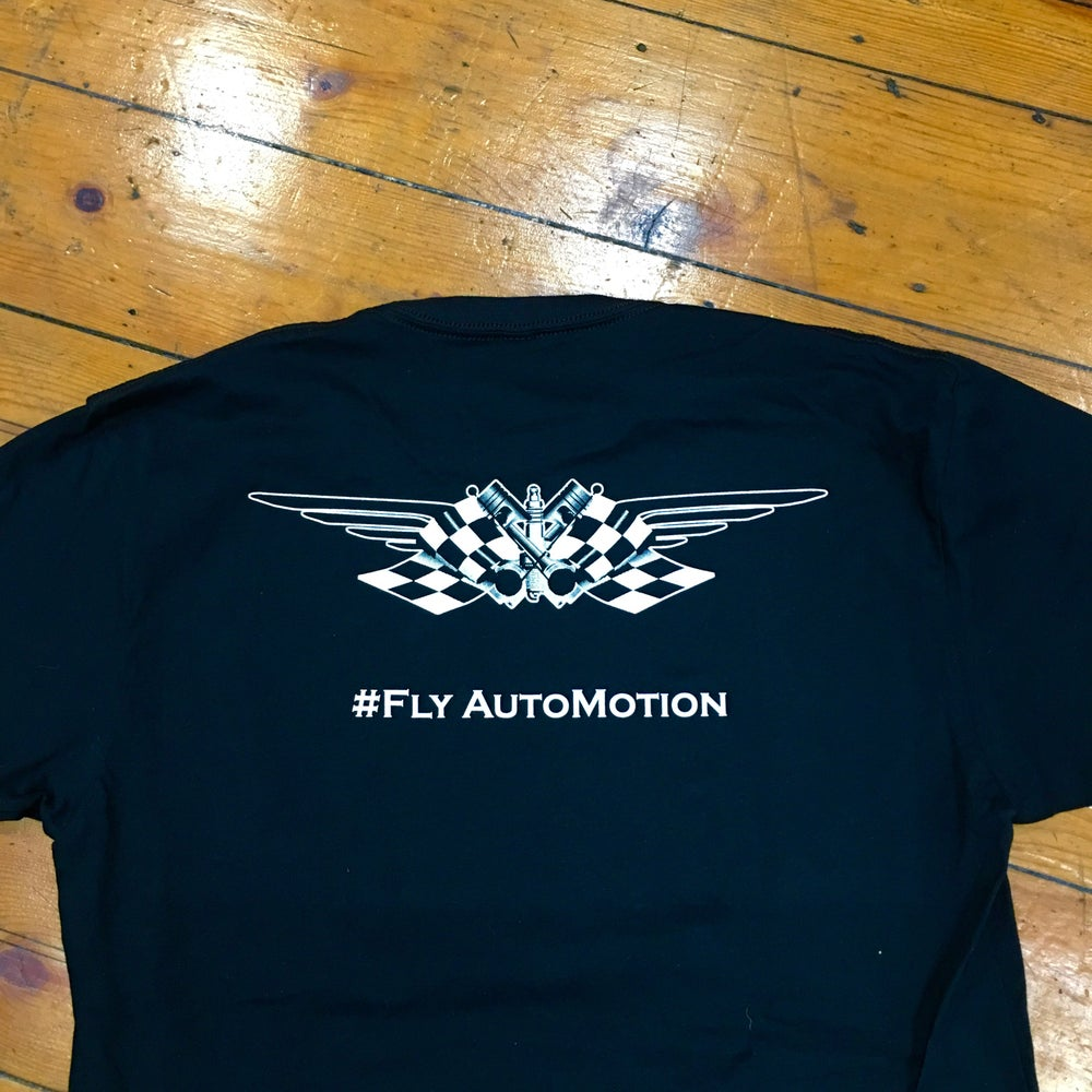 Image of FLY AutoMotion South Beach Miami Edition Tee. You