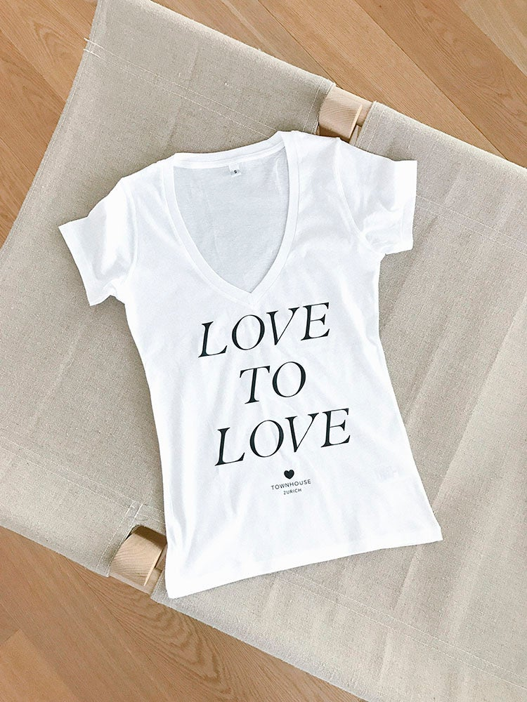 Image of Love to Love T-shirt