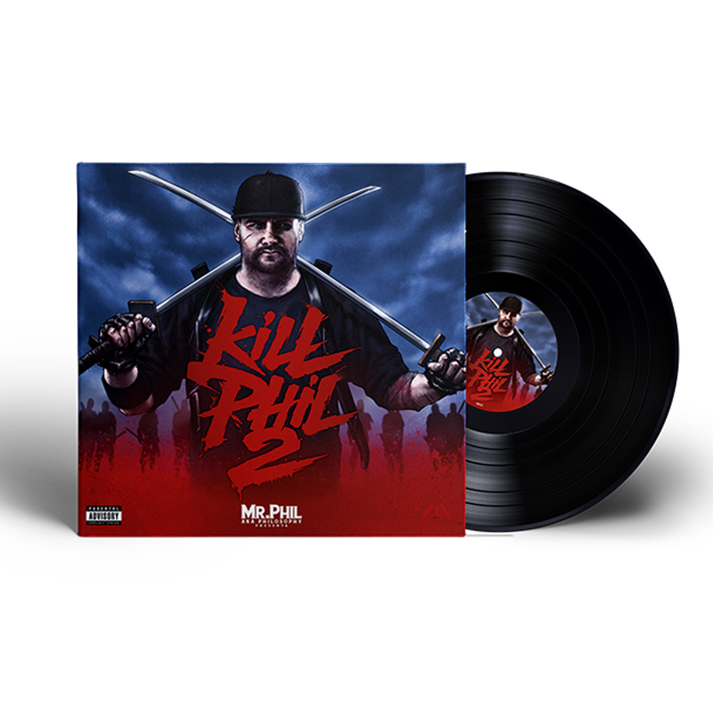 Image of 2LP // KILL PHIL 2