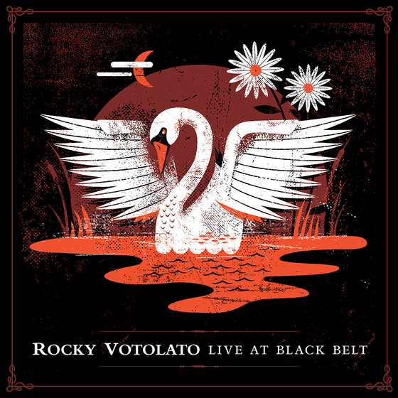 Image of Rocky Votolato - Live at Black Belt
