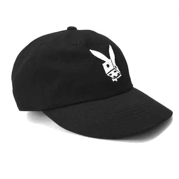 "Image of ""Bunni"" Dad Cap [blk]"
