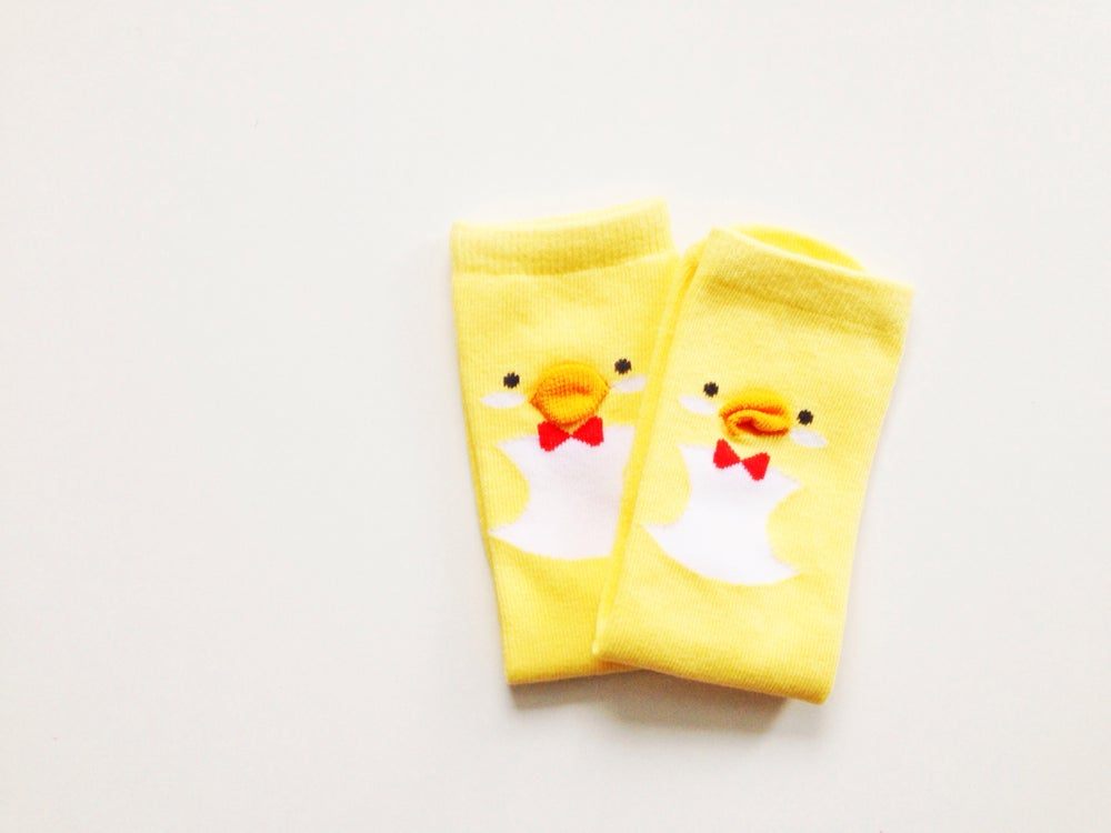 Image of Baby Duckling Socks