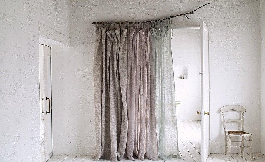 Produzione e Vendita Online di eleganti e raffinati tendaggi in lino. Acquista in sicurezza - dettaglio o ingrosso. Scopri la convenienza!