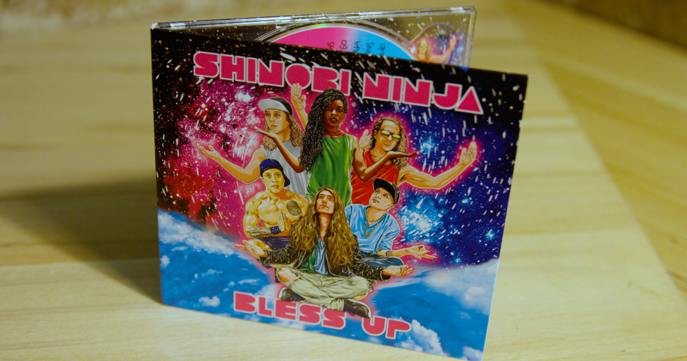 Image of Bless Up CD
