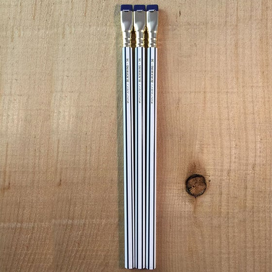 Image of Limited Edition Palomino Blackwing 56 Three Pack