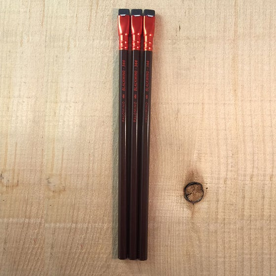 Image of Limited Edition Palomino Blackwing 344 Three Pack