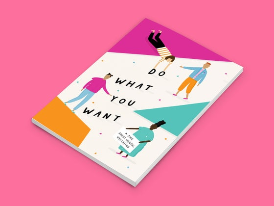 Image of Do What You Want zine – LIMITED REPRINT – PREORDER