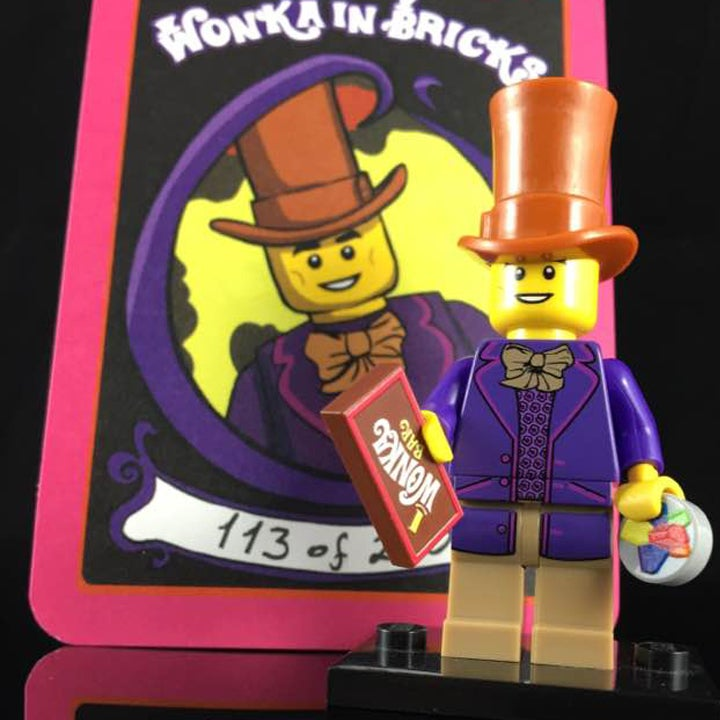 Image of Willy Wonka Custom! - SOLD OUT