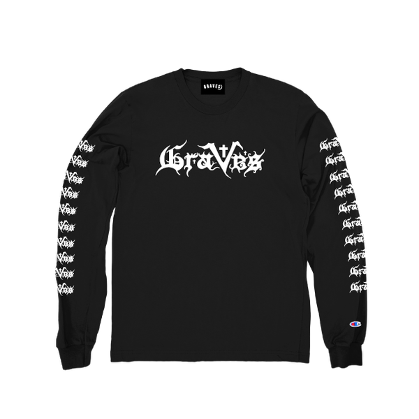 Image of Cold World Long Sleeve T-Shirt