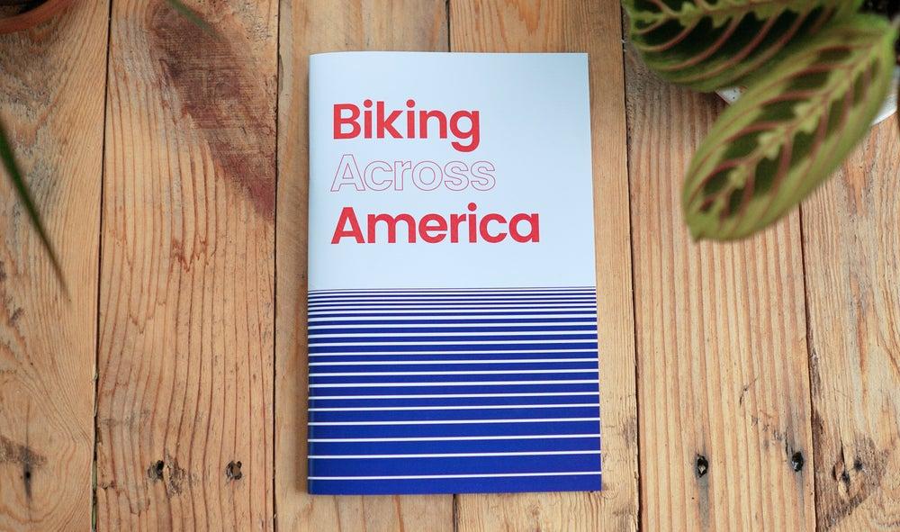 Image of Biking Across America Zine