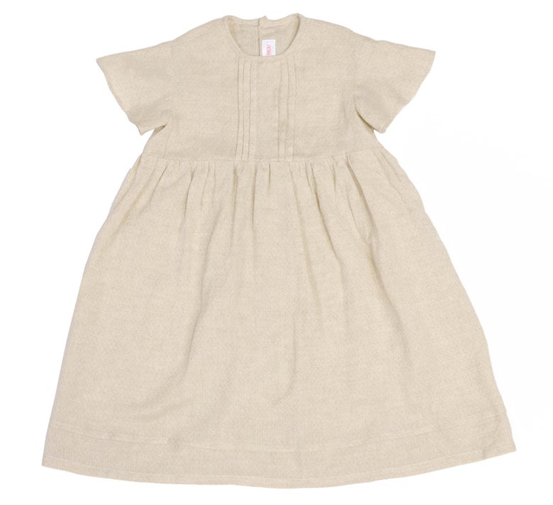 Image of dress FLORENCE_linen