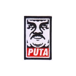 Image of PUTA Iron On Patch