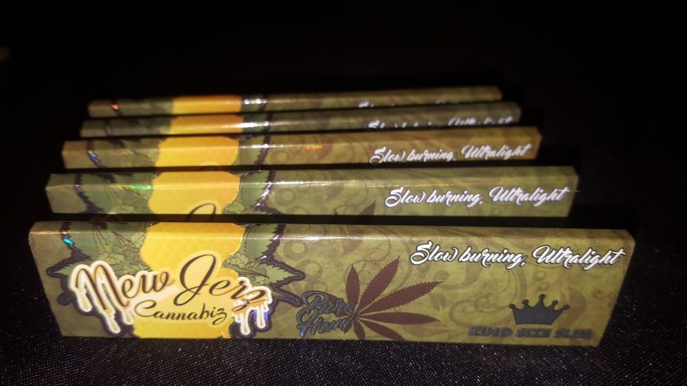 Image of King Size Organic Pure Hemp Rolling Papers