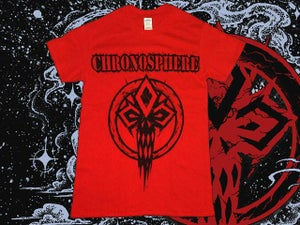 Image of Red N' Roll Red T-shirt