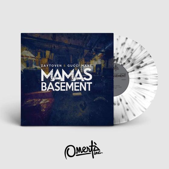 Image of Gucci Mane & Zaytoven - Mamas Basement [LP] OMINC007