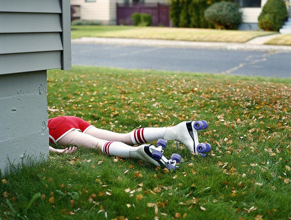 Image of Rollergirl,  Spokane WA