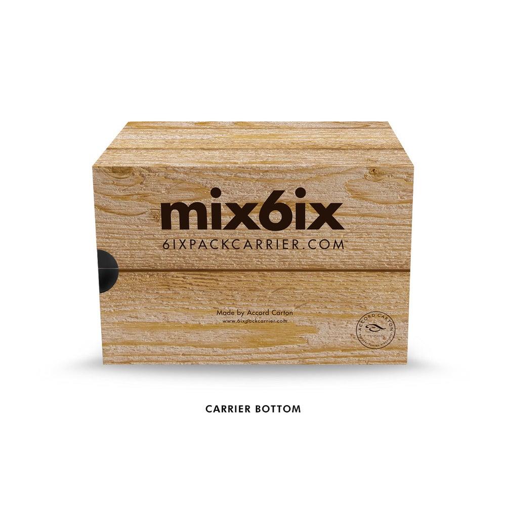 Image of Mix 6ix Crate (Blank)