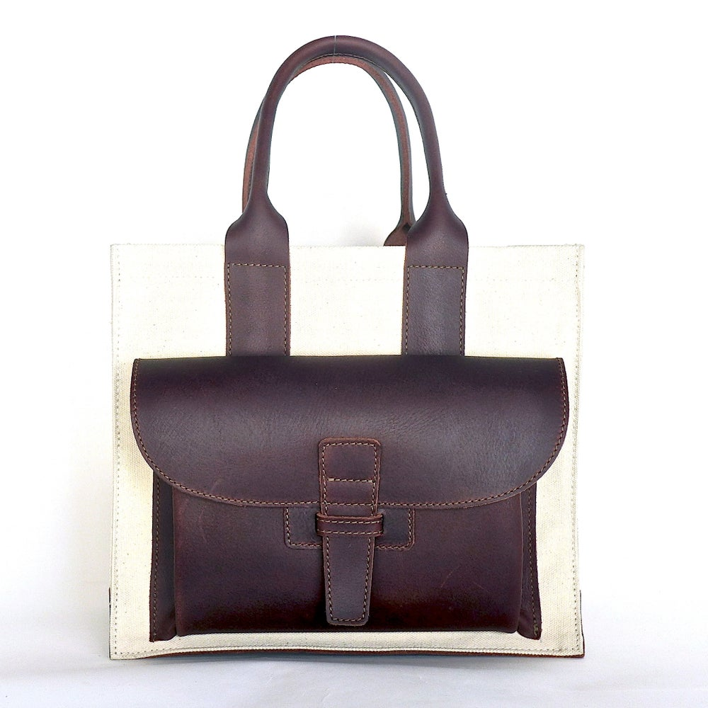 Image of Sac 1, Sac 2 - Canvas & Chocolate Buffalo